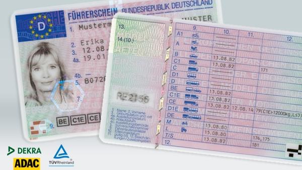 Umschreibung ausländischer Führerscheine, Berlin Neukölln